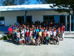 The Society ahs contributed to the Peleliu School Earth Day